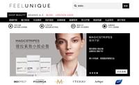 Feelunique中文官网:欧洲最大化妆品零售电商