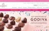 全球知名巧克力品牌:Godiva