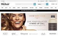 英国美发和美容产品商城:HQhair