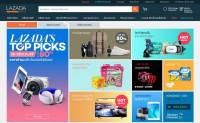 泰国综合购物网站: Lazada泰国