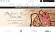 一家专门经营包包的英国网站:MyBag