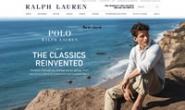 Ralph Lauren官网:带有浓郁美国气息的高品味时装品牌