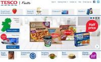 乐购爱尔兰网上超市:Tesco.ie
