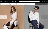 泰国时尚购物网站:Zalora泰国