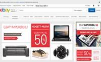 eBay意大利购物网站:eBay.it
