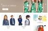 法国时尚童装网站:Melijoe