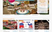 美国派对用品及装饰品网上商店:Shindigz