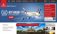 阿联酋航空官方网站:Emirates