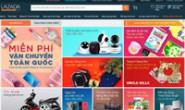越南综合购物网站:Lazada越南