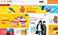 印尼最大的在线购物网站:MatahariMall.com