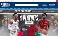 美国NBA官方商店:NBA Store