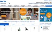 飞利浦比利在线商店:Philips比利时