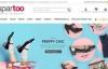 Spartoo芬兰:欧洲最大的网上鞋店