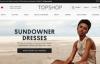 英国最红的高街时尚品牌:Topshop