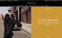 巴尼斯纽约精品店官网:Barneys New York