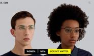 美国领先的眼镜和太阳镜在线零售商:Glasses.com
