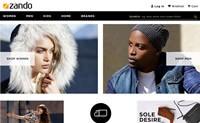 非洲第一的在线时尚商店:Zando