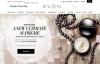AVON雅芳官网:世界上最大的美容化妆品公司之一
