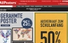 AllPosters瑞士:海报、电影海报和艺术印刷品