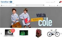 家乐福西班牙网上超市:Carrefour西班牙