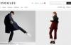 国际知名设计师时装商店:Coggles