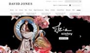 澳大利亚百货公司:David Jones