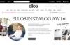 丹麦时尚和服装在线:Ellos