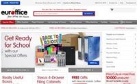 英国No.1文具和办公用品在线:Euroffice