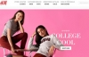 H&M美国官网:欧洲最大的服饰零售商
