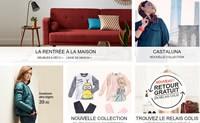 法国时尚品牌乐都特瑞士站:La Redoute瑞士