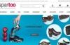Spartoo英国:欧洲最大的网上鞋店