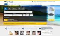 Expedia泰国官网:预订机票、酒店和旅游包(航班+酒店)