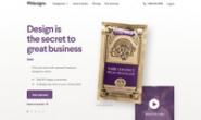 国外平面设计第一市场:99designs