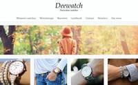 瑞典女式手表和配饰:Deewatch