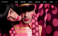MAC Cosmetics官方网站:魅可专业艺术彩妆