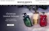 摩顿布朗英国官方网上商店:奢华沐浴、身体和头发护理