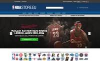 NBA欧洲商店(法国):NBA Europe Store FR