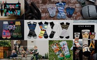 美国Stance袜子品牌:NBA指定球袜供应商