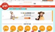 diapers旗下玩具网店:Yoyo