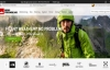 挪威户外活动服装和装备购物网站:Bergfreunde挪威