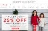美国100%有机棉婴童服装品牌:Burt's Bees Baby