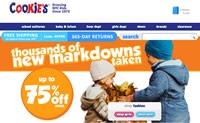 美国学校校服,儿童和婴儿服装:Cookie's Kids