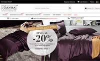 意大利丝绸床上用品和丝绸睡衣网上商店:Lilysilk IT