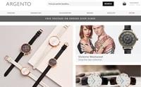 英国珠宝网站Argento: PANDORA、Olivia Burton和Nomination等