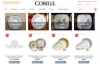 Corelle官方网站:购买康宁餐具