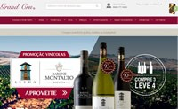 巴西最大的进口葡萄酒连锁店:Grand Cru