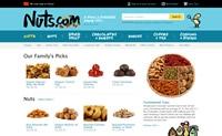 Nuts.com:优质散装,批发坚果、干果和巧克力等