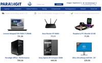 Paradigit比利时电脑卖场:购买笔记本、电脑、平板和外围设备