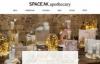 Space NK英国站:英国热门美妆网站