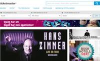 挪威票务网站:Ticketmaster.no(购买演唱会门票、体育戏剧等)